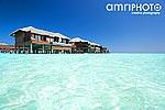 overwater rooms