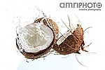 Splashing Coconut