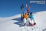 ski rest
