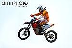 motocrosser air