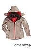 isolated ski jacket