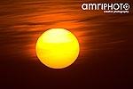 huge sun