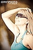 sunglasses fashion shot woman