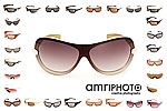 Sunglasses product shot