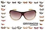 Sunglasses product shot