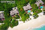aerial luxury resort